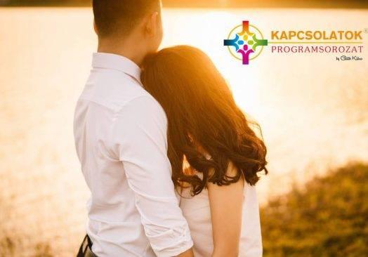 Kapcsolatok 2/1: Párunkkal való kapcsolat gyógyítása