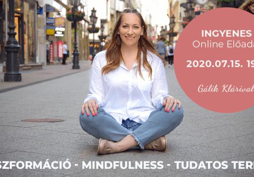 [ONLINE] MINDFULNESS Meditációs Album – Ingyenes Bemutató Program